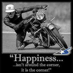 Afbeeldingsresultaat voor happiness isn't around the corner it is the corner