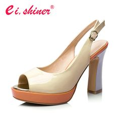 2014 Size 3439 women shoes platform high heels by LadiesShoes, $56.00