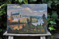 VERDIER André Maxime Pierre 1908-1987 Sight by LaBourgognedeNath