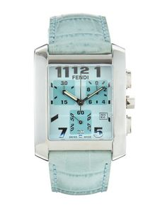 7500G Orologi Square Watch by Fendi at Neiman Marcus Last Call.