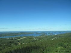 Puijo, Kuopio, Finland Finland, Mountains, Nature, Travel, Naturaleza, Viajes, Destinations, Traveling, Trips