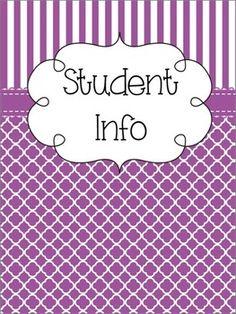 teacher binders template love it editable powerpoint