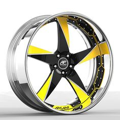 Amani Milani 5 Wheels