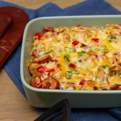 Pølsegrateng med makaroni Frisk, Cauliflower, Mashed Potatoes, Macaroni And Cheese, Vegetables, Breakfast, Ethnic Recipes, Food, Whipped Potatoes