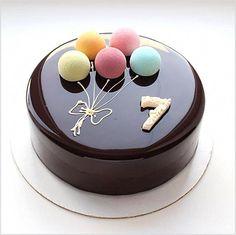 (notitle) - B : Deko Ideen Torten & Kuchen, Cake Decorating Designs, Cake Decorating Videos, Birthday Cake Decorating, Cake Decorating Techniques, Mini Cakes, Cupcake Cakes, Chocolate Cake Designs, Fancy Desserts, Healthy Desserts
