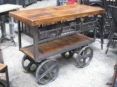 Industrial Furniture - Antiques Market Vancouver - Wholesale / Retail ($500-5000) - Svpply