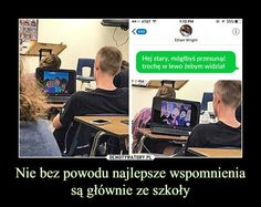 Demotywatory.pl Very Funny Memes, Wtf Funny, Hahaha Hahaha, Mickey Mouse Wallpaper, Best Memes, Good Day, Funny Photos, Everything, Comedy