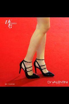 Porque de Scarpin Preto todo mundo vai! ❤️ #divalentini #shoes #diva #summer #love #red