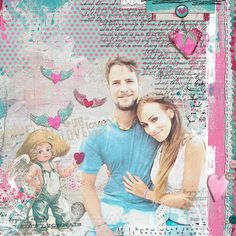 Credits: Love Gives You Wings - Collection : Studio Angie Young http://shop.scrapbookgraphics.com/Love-Gives-You-Wings-Collection.html