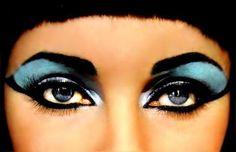 Elizabeth Taylor's Cleopatra Eyes