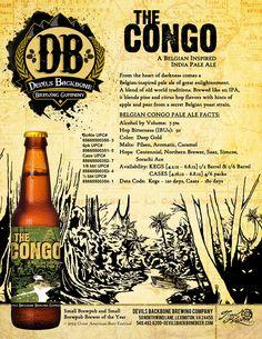 DEVILS BACKBONE THE CONGO