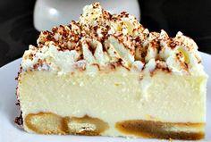 Food Cakes, Waffles, Cake Recipes, Cheesecake, Food And Drink, Tart, Ethnic Recipes, Tiramisu Pasta, Desserts