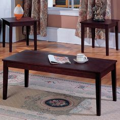 Found it at Wayfair - Melton 3-Piece Coffee Table Set