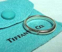 ELSA-PERETTI-TIFFANY-Sterling-Silver-Diamond-Stacking-Ring-2-6-grams-size-6-1-4