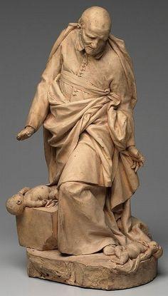 . Traditional Sculptures, Wood Nymphs, Academic Art, Terracota, Sacred Art, Sculpture Art, Les Oeuvres, Art Dolls, Art Pieces