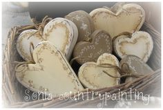 Sonia Countrypainting e Torta di Mele: SHABBY CHIC