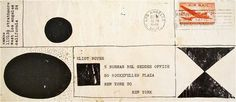Eames letter to Norman Bel Geddes
