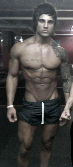 #Zyzz #Tattoos #Body #Fitness