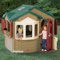 ... Kids on Pinterest  Plastic playhouse, Outdoor toys and Little tikes