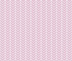 peony chevron fabric by ivieclothco on Spoonflower - custom fabric