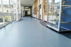Altro Mirica installed in an educational setting. - www.altro.com