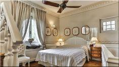 romantikus stílusban épített hálószoba d (Luxuslakások)