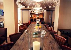 Hampton Inn Uptown Charlotte, NC Perfect Mix Lobby