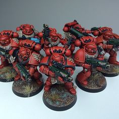 P.Norton's Blood Angels