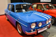 Grand format : Retromobile 2016 - News d'Anciennes Renault Nissan, Renault Sport, Grand Format, E30, Old Cars, Cars And Motorcycles, Transportation, Classic Cars, Retro
