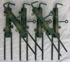6 SENTRY ALARM MINES .22 Cal trip wire alarms for PREPPER Property Home Security, Poachers Farm and Ranch Door and Gate Outdoor Security Airsoft Paintball No.26 Forge http://www.amazon.com/dp/B00VXOR7K8/ref=cm_sw_r_pi_dp_iRiQvb16JN98B