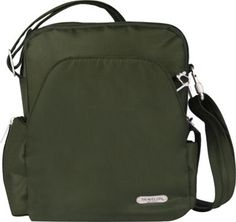 Travelon Anti-Theft Classic Travel Bag - Exclusive Colors Olive - via eBags.com!