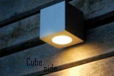 Cube Dexter led down lighter outdoor lighting
