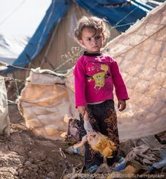 Over a million children are refugees of the crisis in Syria.