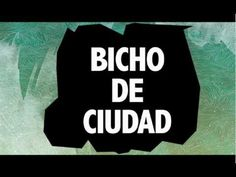 ▶ Estelares & Emiliano (NTVG) - Bicho de ciudad (AUDIO) - YouTube
