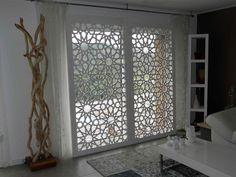 I love this middle eastern mosaic design! Decor, House Styles, House Design, Home Upgrades, Home Deco, Home, Doorway Decor, House, Moroccan Interiors