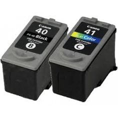 Compatible Canon PG-40 And CL-41 Ink Pack: €31.67