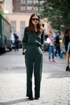 Monochromatic Outfit 2017 Street Style