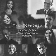 Agents of Shield Thantophobia