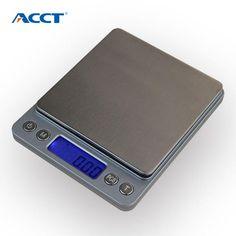 Mini Digital Weight Scale With 2 Tray – GoSmokey