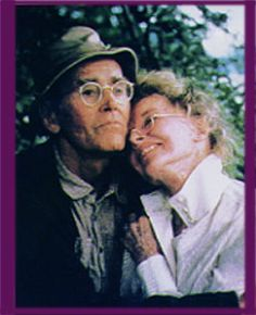 On Golden Pond...loved Katherine Hepburn and love this movie...J.C.