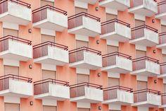 Luigi Bonaventura #pattern #seamless