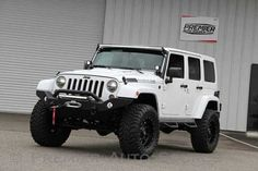 jeep unlimited rubicon custom | Custom, Lifted, 2014 Jeep Wrangler Rubicon Unlimited, Only 600 Miles