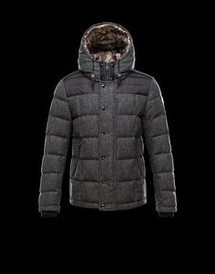 8d63ae8b 2013 Choice-Moncler GUYENNE Featured Jackets Men Gray [2781632] - £256.63 :