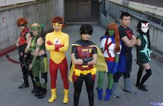 Young Justice ~ Who's your favourite? Mine is probably Artemis...can't decide though...