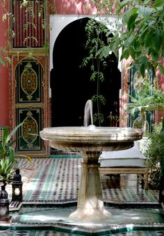 Riad Kaiss - Marrakesh. The most beautiful place I will even stay in.