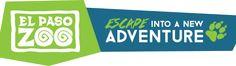 El Paso Zoo logo #zoo