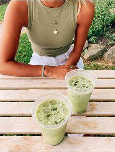 Summer Aesthetic, Aesthetic Food, Good Food, Yummy Food, Tasty, Foto Instagram, Food Goals, Oui Oui, Matcha