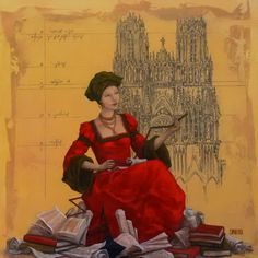 Catherine Chauloux   ACRYLIC