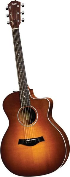 TAYLOR 214ce V1 Rosewood/Spruce Grand Auditorium Acoustic-Electric Guitar