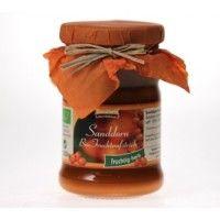 Økologisk Havtornmarmelade med agavesirup 225 g